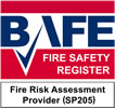 BAFE Fire Safety Register - Fire Risk Assessment Provider (SP205)