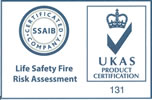 SSAIB Certified - Life Safety Fire Risk Assessment
