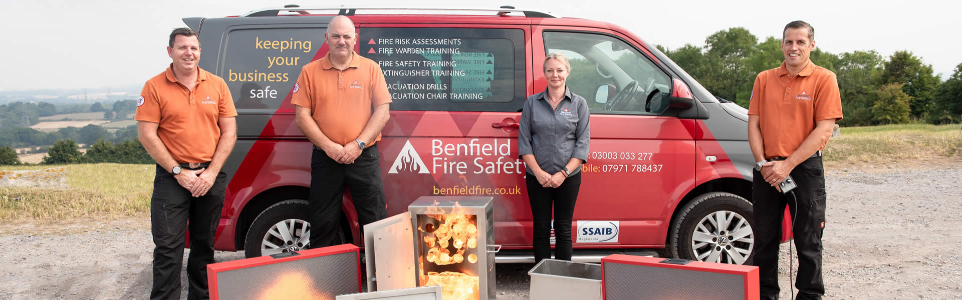 Latest News from Benfield Fire Security